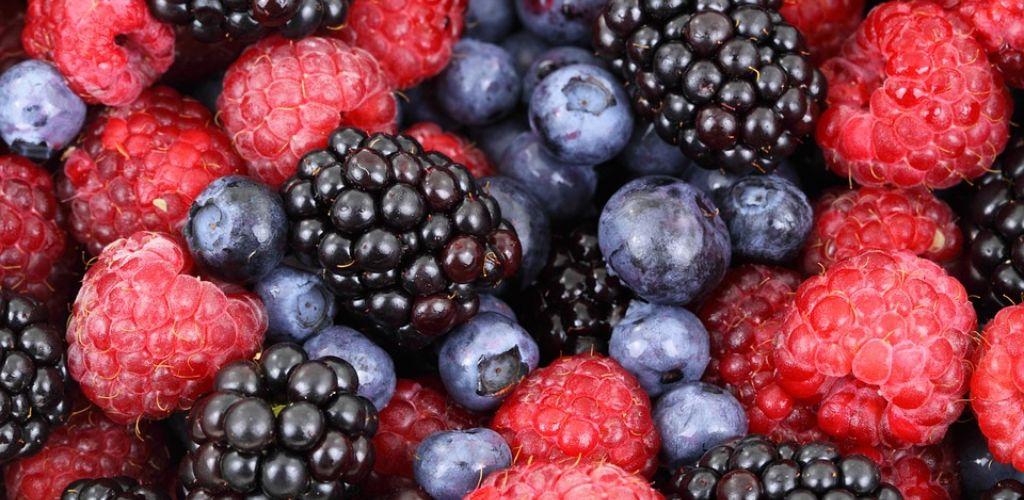 Propiedades de las Berries